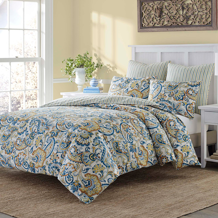 Stone Cottage Tuscany Comforter And Duvet Set From