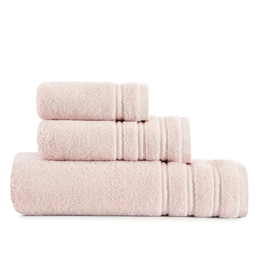 Towel Set Vera Wang Twill Stripe Shell