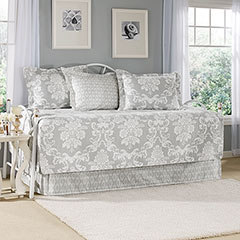 Laura Ashley Venetia Gray Daybed