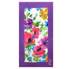 Violette Beach Towel