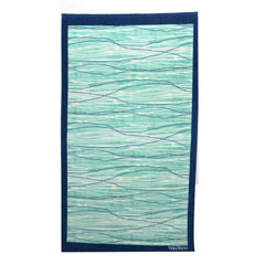 Water Rope Beach Towel