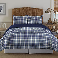 Westmont Plaid Cadet Comforter Set