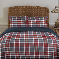 Westmont Plaid Comforter Set