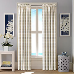 Nautica Westbrook Stripe Window Treatment