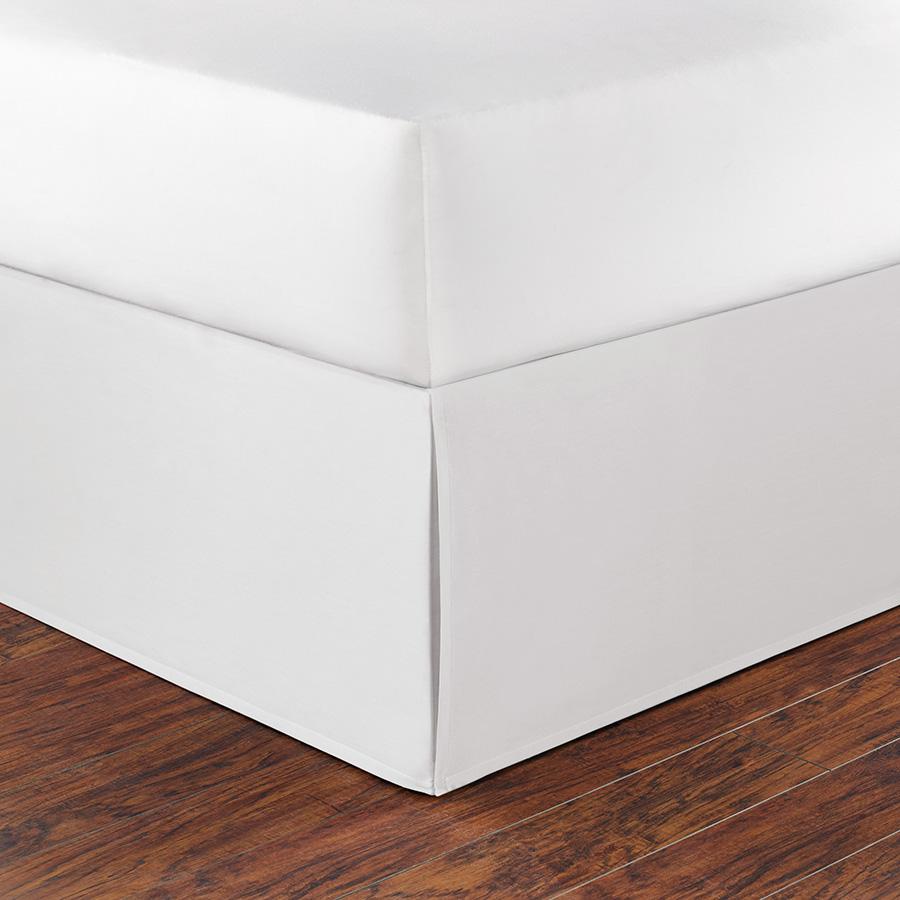 Queen Bedskirt Nautica Solid White
