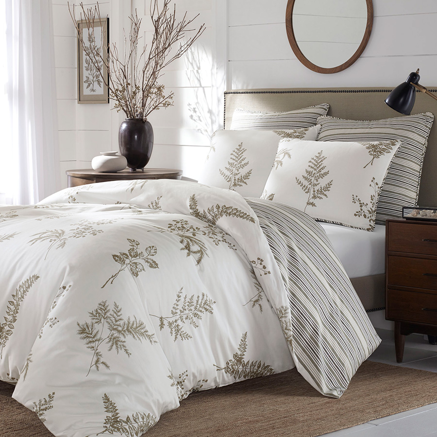 Stone Cottage Willow Comforter And Duvet Set From