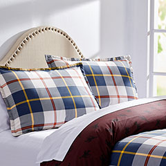 City Scene Weston Check Comforter & Duvet Set