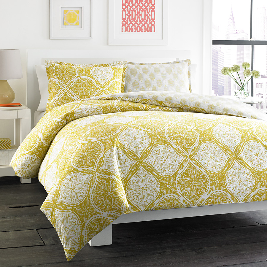 Twin Duvet set City Scene Wonderlust