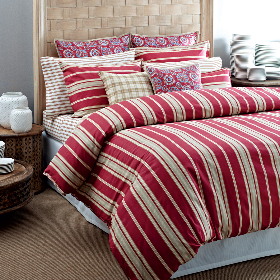 Tommy Hilfiger Zanzibar Bedding Collection From