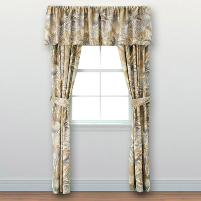 Tommy Bahama Bahamian Breeze Window Treatment