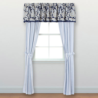 Nautica Palmetto Bay Window Treatment