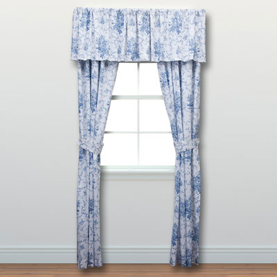 Laura Ashley Sophia Window Treatment
