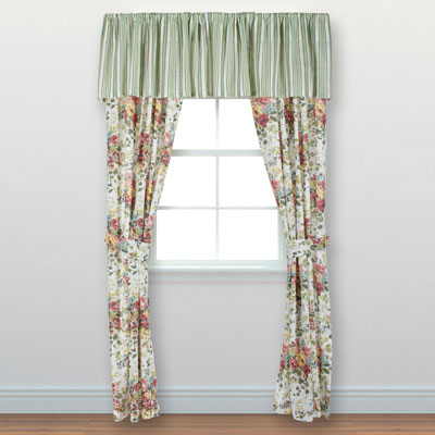 Laura Ashley Wakefield Window Treatment
